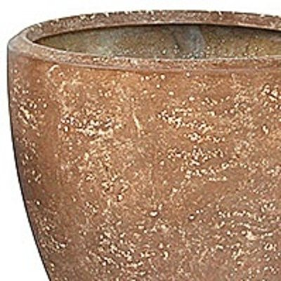 Polystone Rock Plain- Kunststof pot - Couple - H 80cm