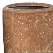 Polystone Rock Plain- Kunststof pot - Partner - H 50cm
