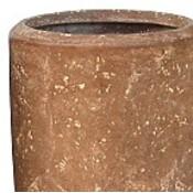 Polystone Rock Plain- Kunststof pot - Partner - H 70cm