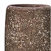 Polystone Rock - Kunststof pot - Skinny Planter - H 110cm