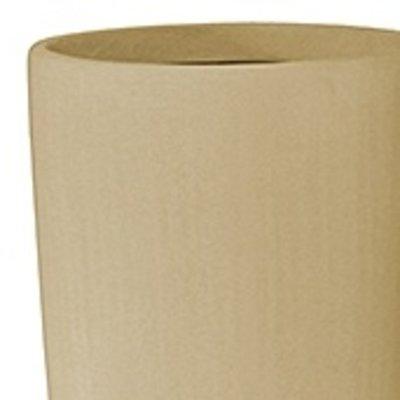 Polystone Timeless - Kunststof pot - Round Natural - H 78cm