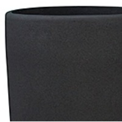 Polystone Timeless - Kunststof pot - Round Smoke - H 78cm