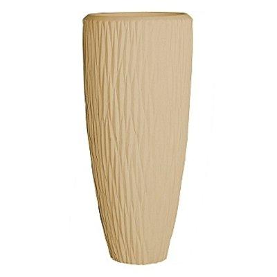 Polystone - Kunststof pot - Partner Verside Natural - H 90cm