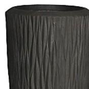 Polystone - Kunststof pot - Partner Verside Smoke - H 120cm