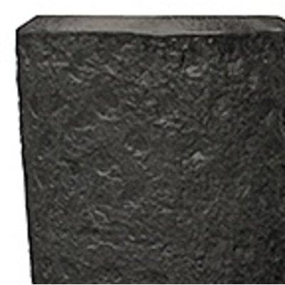 Polystone - Kunststof pot - Partner Rockwell Smoke - H 70cm