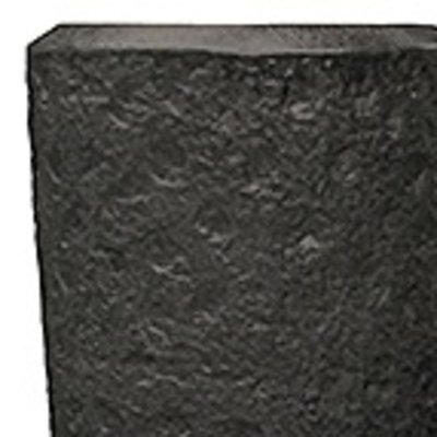 Polystone - Kunststof pot - Partner Rockwell Smoke - H 120cm