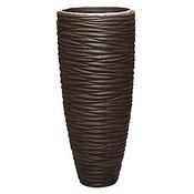 Polystone - Kunststof pot - Partner Seaside Brown - H 70cm