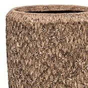 Polystone Rock - Kunststof pot - Partner - H 50cm