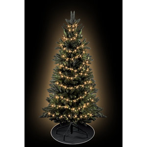 Kerstboomverlichting Warm Wit - 370 energiezuinige LED-lampjes - LUCA Lighting Snake Light
