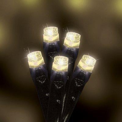 Kerstboomverlichting WarmWit TWINKLING, 550 LED-lampjes met 8 extra knipperfuncties