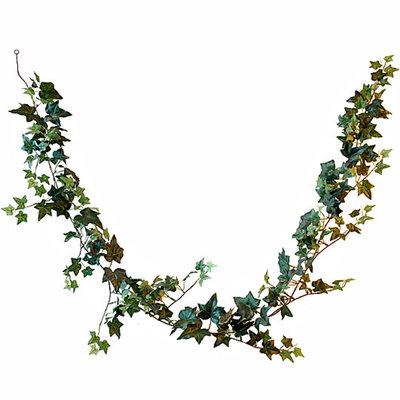 Kunstplant Hedera Guirlande Groen - L 180cm - Mica Decorations