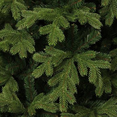 Milton - Groen - BlackBox kunstkerstboom