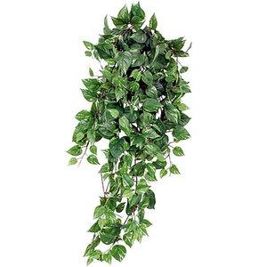 Kunstplant Scindapsus Groen - Steker L 80cm - Mica Decorations