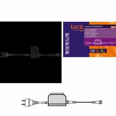 LUCA Connect 24V - START Trafostekker voor 1500 lights - 20.4W