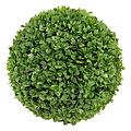 Kunstplant Buxus bol Groen - D 19cm - UV resistant - Voor buiten en binnen - Mica Decorations