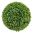 Künstliche Pflanze Buxus Kugel Grün - D 25cm - UV resistant - Mica Decorations