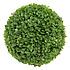 Kunstplant Buxus bol Groen - D 25cm - UV resistant - Mica Decorations