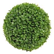 Künstliche Pflanze Buxus Kugel Grün - D 50cm - UV resistant - Mica Decorations
