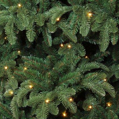Abies Nordmann DELUXE LED - Grün – Triumph Tree Künstlicher Weihnachtsbaum