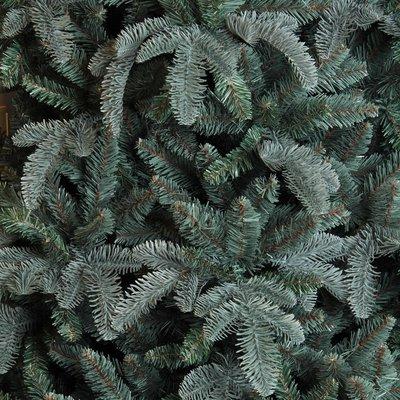 Abies Nordmann DELUXE Slim (schmal) - Blau - Triumph Tree künstlicher Weihnachtsbaum