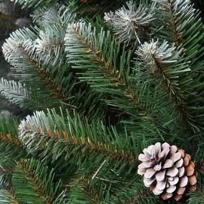 Empress Spruce Frosted - Groen - Triumph Tree kunstkerstboom
