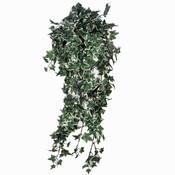Künstliche Kletterpflanze Efeu Grünbunt -Stecker L 80cm - Mica Decorations