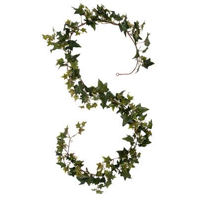 Künstliche Pflanze Efeu Jamaica Girlande Grün - L 180cm - Mica Decorations