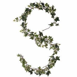 Künstliche Pflanze Efeu Girlande Grün-bunt - L 180cm - Mica Decorations