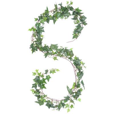 Künstliche Pflanze Efeu Girlande Grün - L 180cm - Mica Decorations
