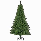 Charlton Slim (schmal) - Grün - BlackBox künstlicher Weihnachtsbaum