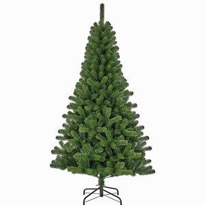 Charlton Slim (smal) - Groen - BlackBox kunstkerstboom