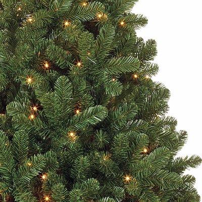 Aktie! Hamar LED - H 185cm - Groen - BlackBox kunstkerstboom