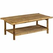 Bamboe lounge koffietafel - L116 x B62 cm -Exotan