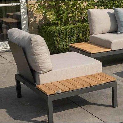 Lounge sofa 'Villa' - Inclusief kussens - Exotan
