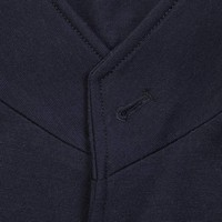Cashmere Teba Jacket - Midnight Blue