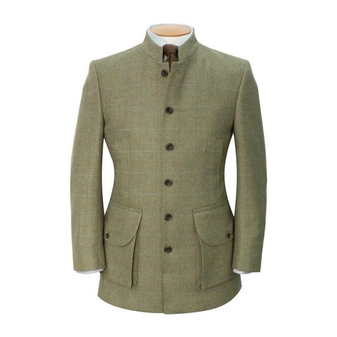Shooting Jacket - Ayr Tweed