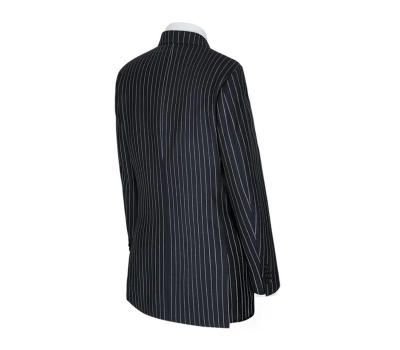 Cadogan Suit - Navy Chalkstripe