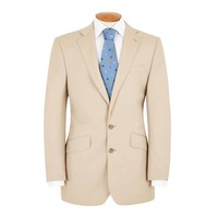 Eaton Suit - Beige Gabardine