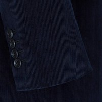 Eaton Jacket - Navy Needlecord