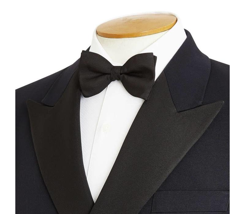 Double Breasted Dinner Jacket, with Peak Lapels - Midnight Blue