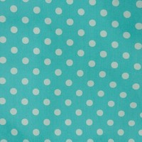 Cotton Boxer Shorts, Spot - Mint