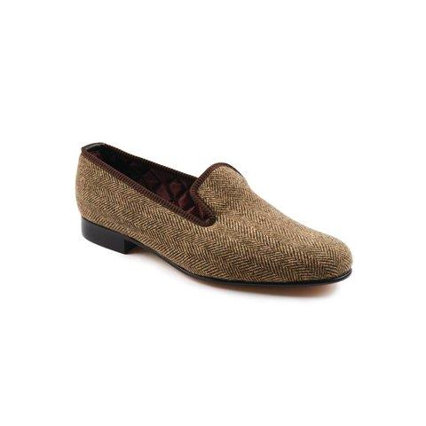 Deveron Tweed Slipper