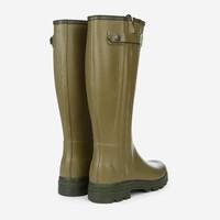 Mens Le Chameau Chasseur Cuir Boots