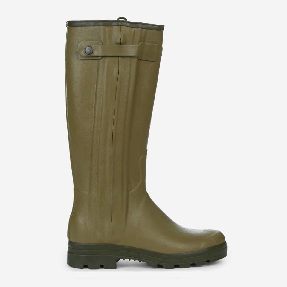 Mens Le Chameau Chasseur Neo Boots