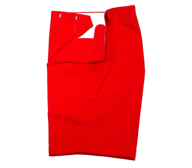 Cotton Shorts - Red