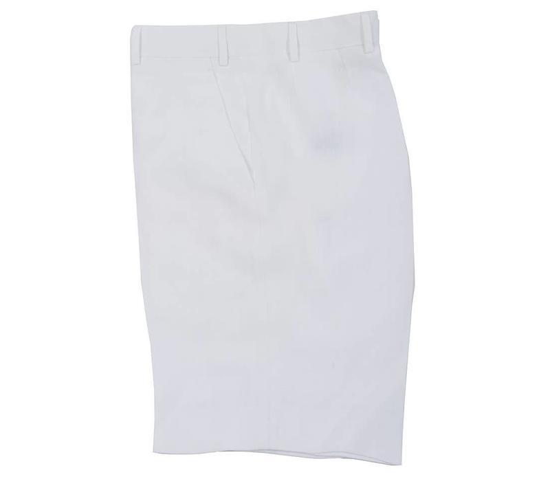 Linen Shorts - White