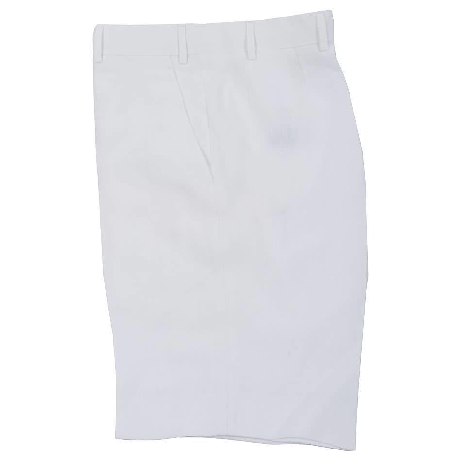 Linen Shorts - White 2018