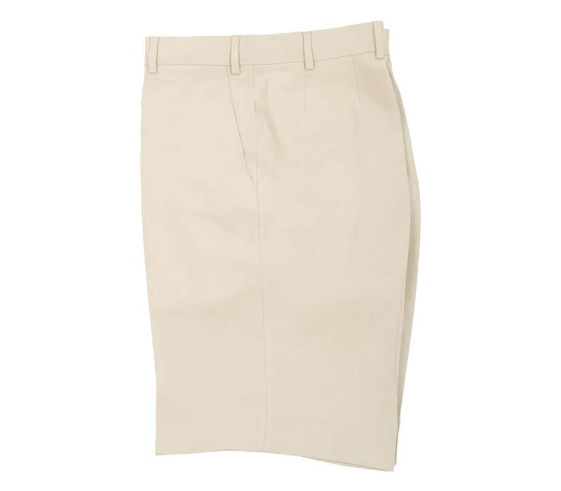 Linen Shorts - Cream