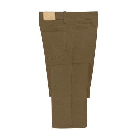 Moleskin Jeans - Tan