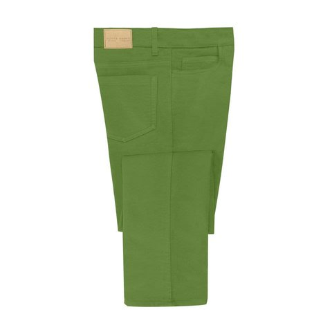 Moleskin Jeans - Grass